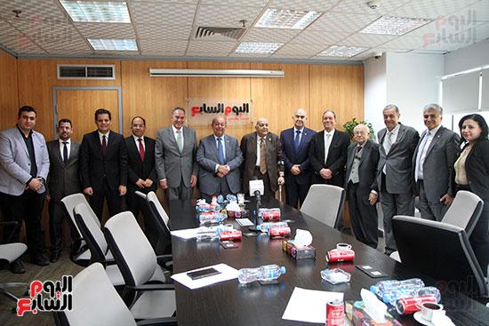 أعضاء جمعية رجال الأعمال المصريين (25)