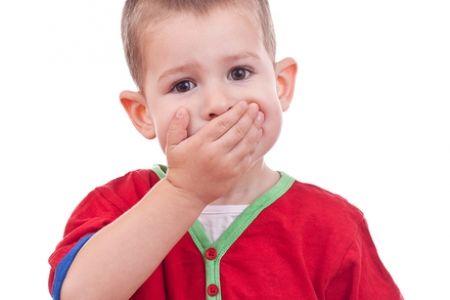 أسباب عسر البلع عند الاطفاال