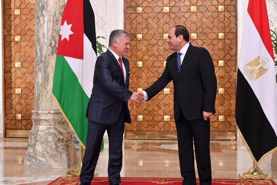 قمة ثلاثية بين زعماء مصر والأردن والعراق لتعزيز التعاون (10)
