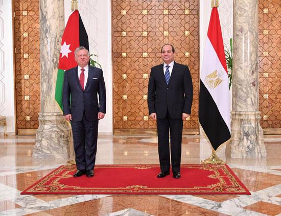 قمة ثلاثية بين زعماء مصر والأردن والعراق لتعزيز التعاون (11)