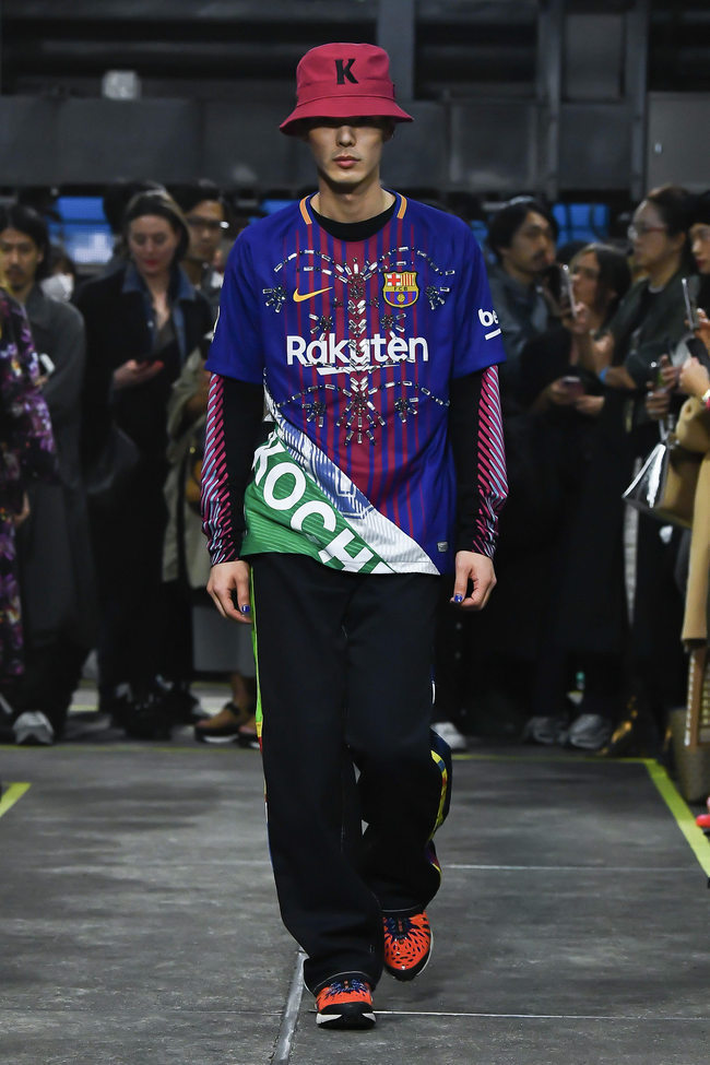 عرض أزياء لـ Koché  (1)