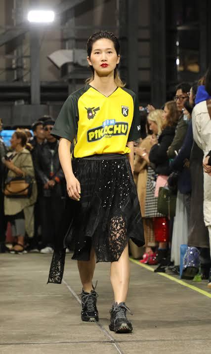 عرض أزياء لـ Koché  (6)