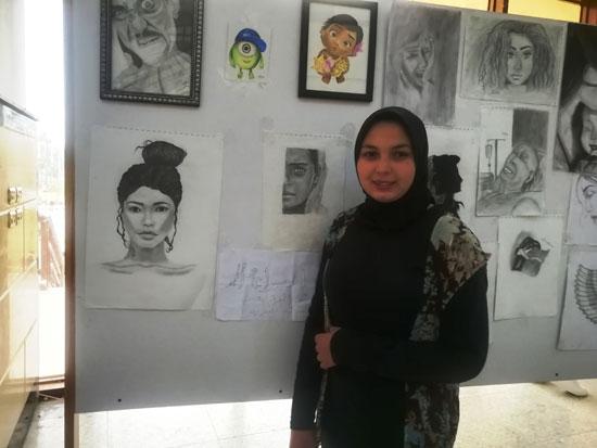 طلاب آداب كفر الشيخ بدرجة موهوبين (52)