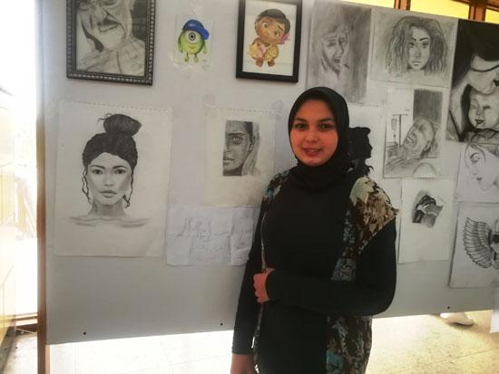 طلاب آداب كفر الشيخ بدرجة موهوبين (60)