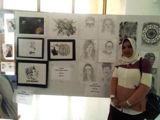 طلاب آداب كفر الشيخ بدرجة موهوبين (4)