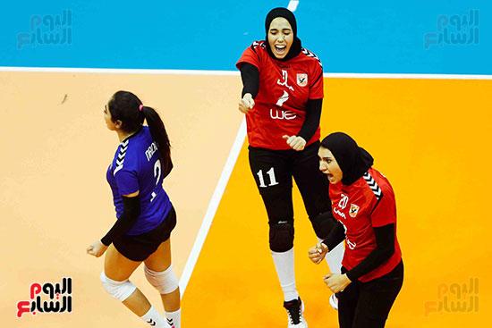 سيدات الكرة الطائرة وقرطاج التونسى (51)