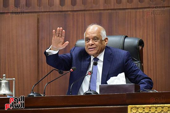 جلسة استماع دكتور علي عبد العال مع النواب (3)