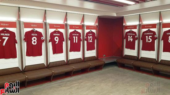 اليوم السابع داخل ملعب آنفيلد مقر نادى ليفربول الإنجليزى (9)