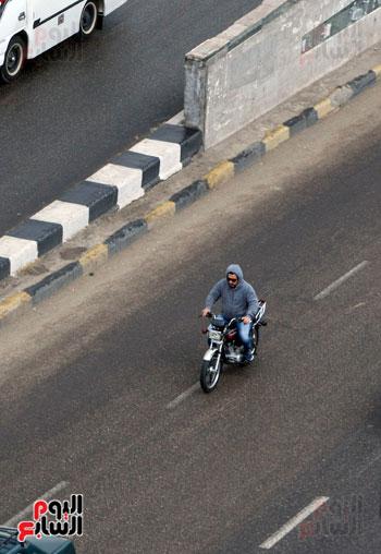أمطار بالقاهرة (8)