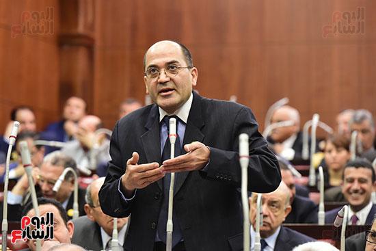 جلسة استماع دكتور علي عبد العال مع النواب (12)