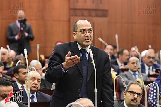 جلسة استماع دكتور علي عبد العال مع النواب (11)