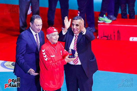 سيدات الكرة الطائرة وقرطاج التونسى (102)