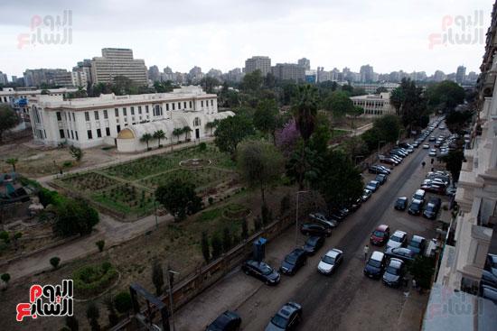 أمطار بالقاهرة (4)
