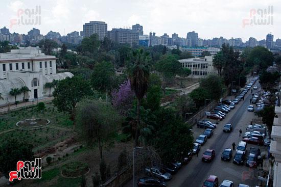 أمطار بالقاهرة (1)