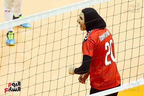 سيدات الكرة الطائرة وقرطاج التونسى (68)