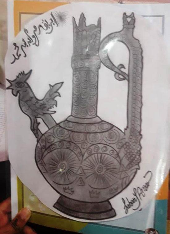 طلاب آداب كفر الشيخ بدرجة موهوبين (40)