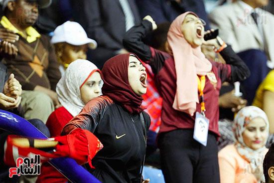 سيدات الكرة الطائرة وقرطاج التونسى (13)