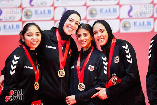 سيدات الكرة الطائرة وقرطاج التونسى (121)