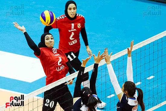 سيدات الكرة الطائرة وقرطاج التونسى (59)