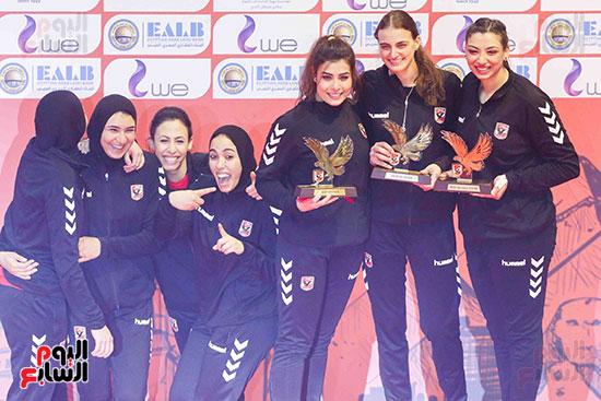 سيدات الكرة الطائرة وقرطاج التونسى (112)