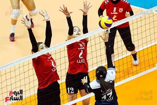 سيدات الكرة الطائرة وقرطاج التونسى (45)