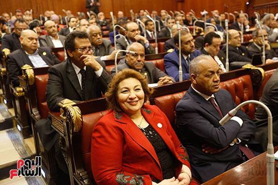 جلسة استماع دكتور علي عبد العال مع النواب (5)