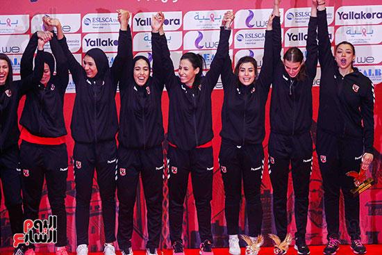 سيدات الكرة الطائرة وقرطاج التونسى (113)