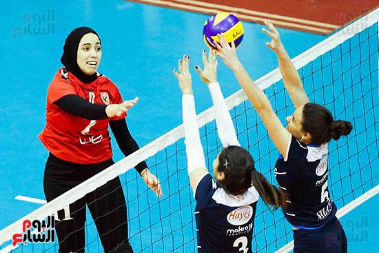 سيدات الكرة الطائرة وقرطاج التونسى (27)