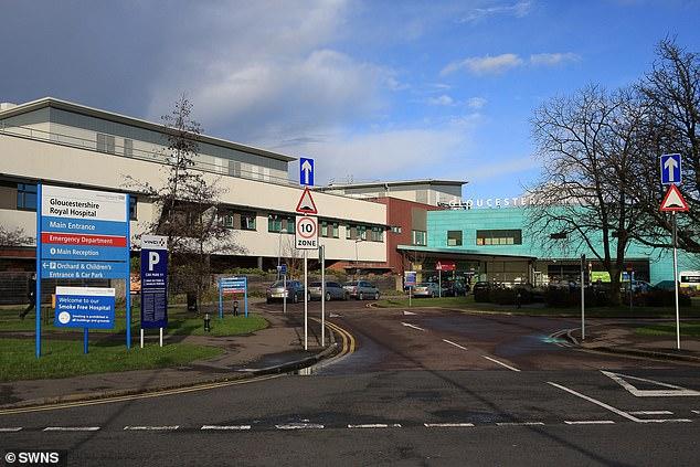 المستشفى الذى تلقى فيها الراجل