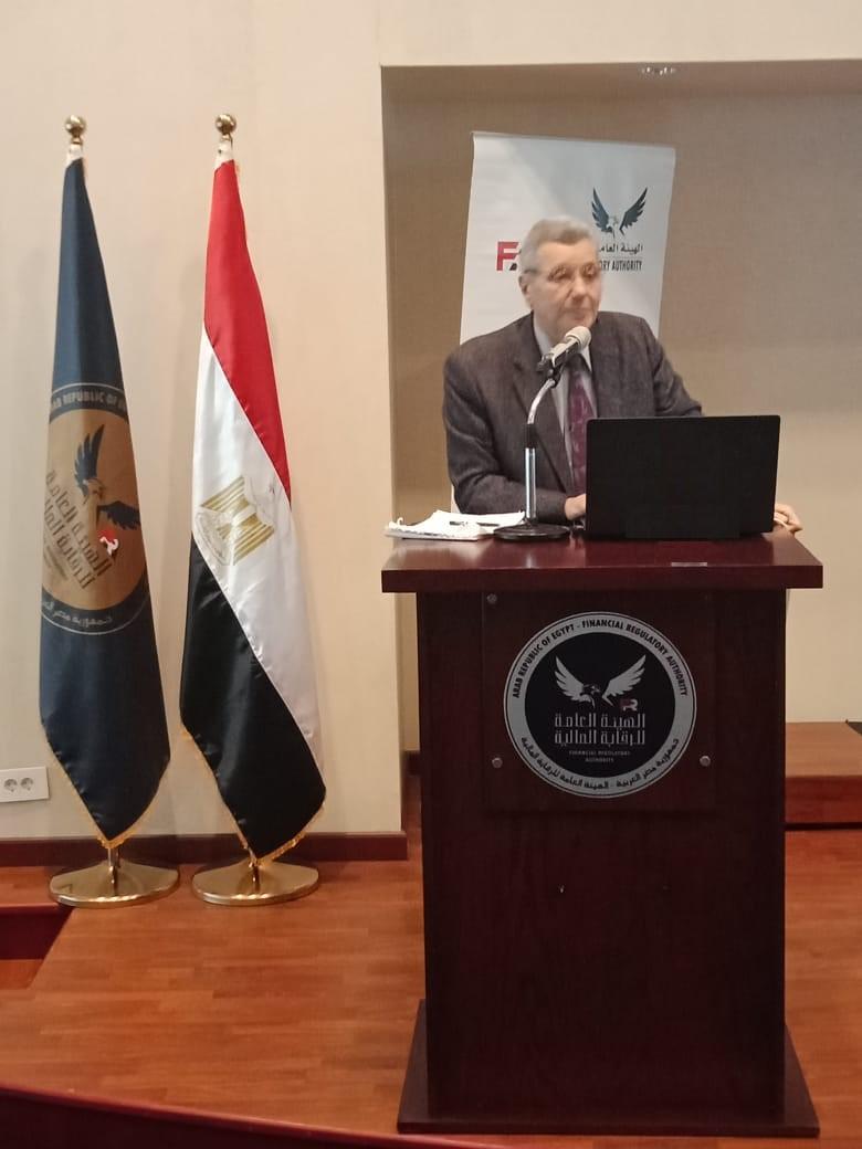 رئيس الرقابة المالية يعلن إصدار أول تقرير عن التنمية المستدامة فى إبريل المقبل (2)