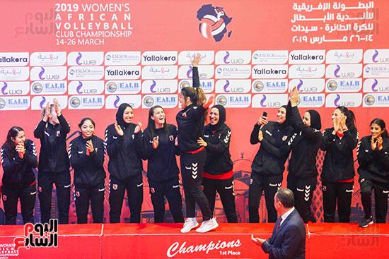 سيدات الكرة الطائرة وقرطاج التونسى (104)