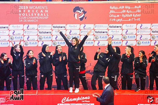 سيدات الكرة الطائرة وقرطاج التونسى (103)