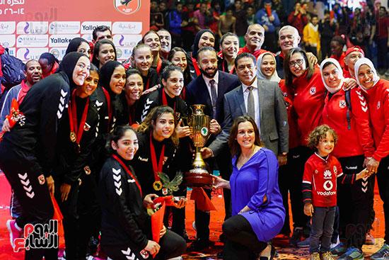 سيدات الكرة الطائرة وقرطاج التونسى (122)