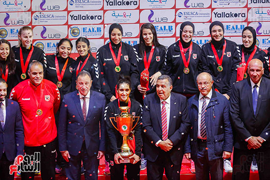 سيدات الكرة الطائرة وقرطاج التونسى (116)
