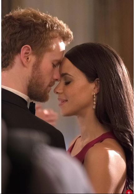 أول صور من فيلم Harry and Meghan: Becoming Royal