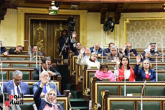 مجلس النواب - جلسته العامة (7)