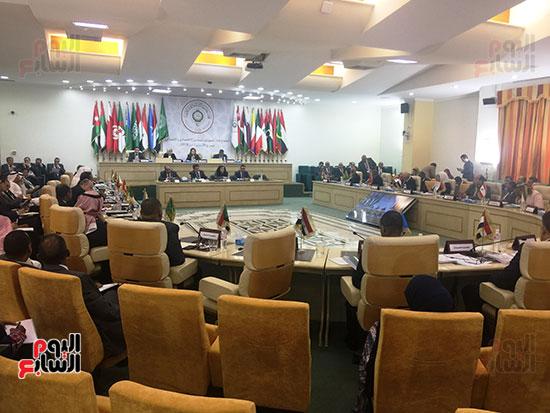 مجلس الجامعة العربية (1)