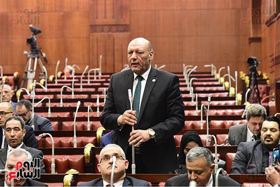 الدكتور على عبد العال رئيس مجلس النواب يستمع مقترحات رؤساء الأحزاب السياسية ورجال السياسة وشباب الأحزاب حول تعديلات الدستور (2)