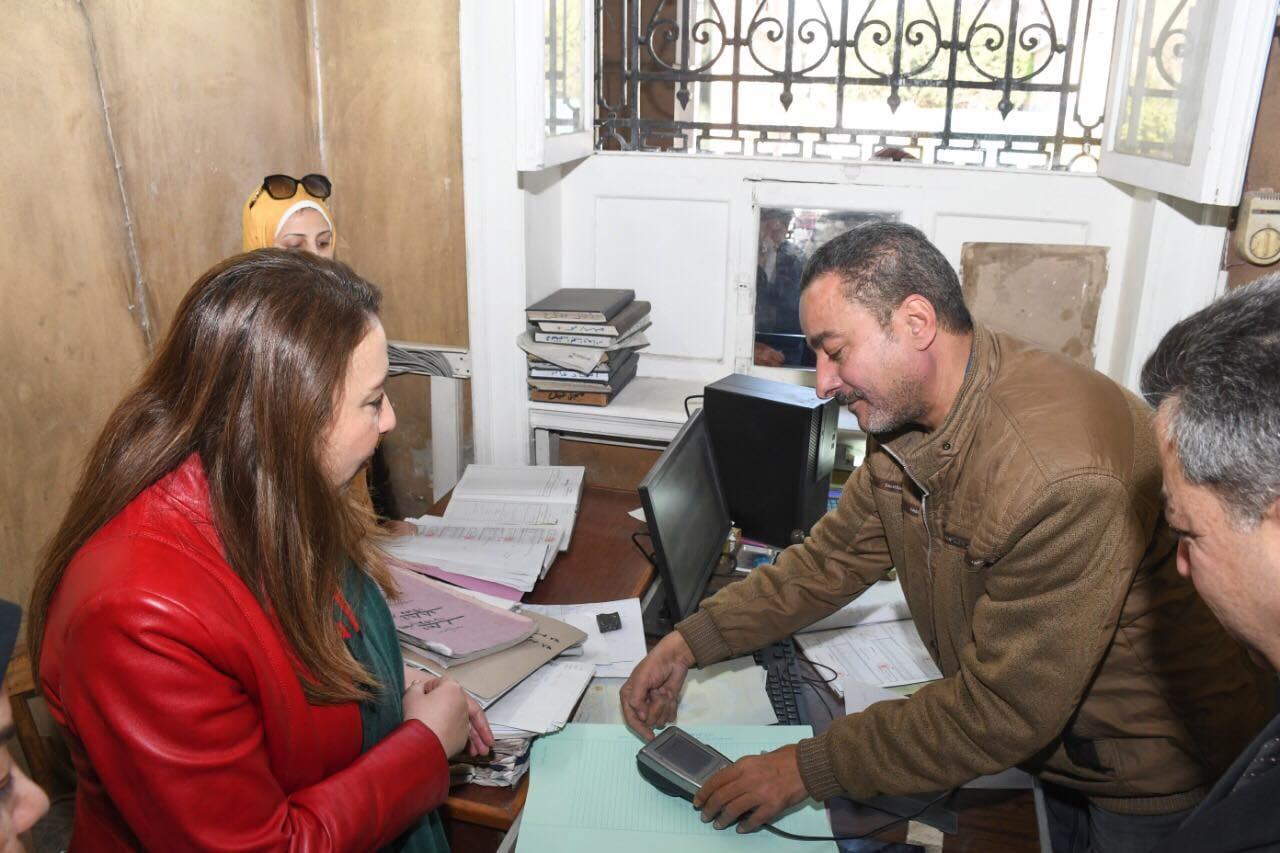 تطوير مكتب شهر عقارى جنوب القاهرة  (4)