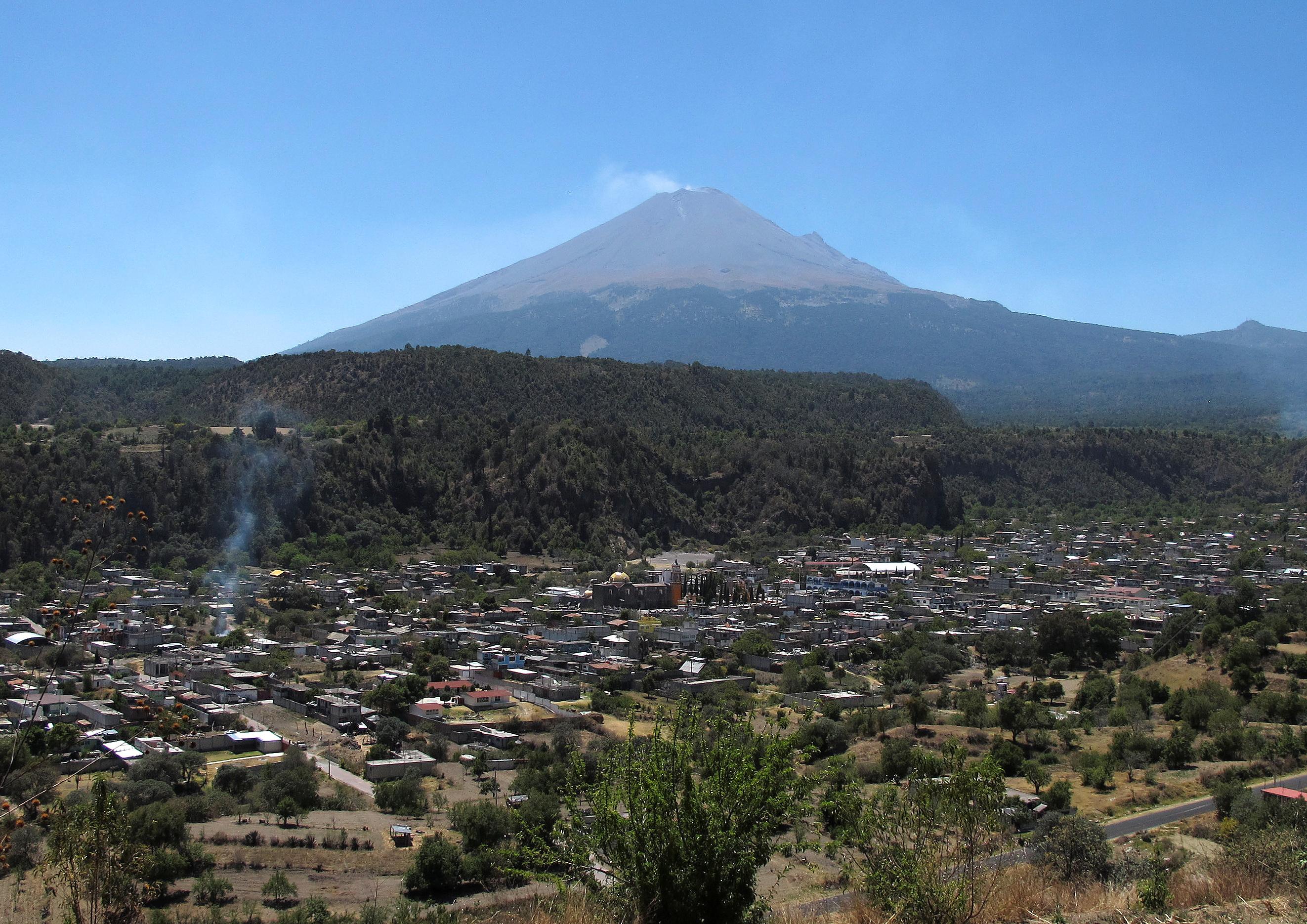 ثوران بركان بوبوكاتبتبيل (2)
