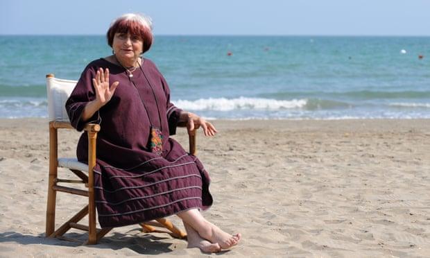 المخرجة الفرنسية أجنيس فاردا