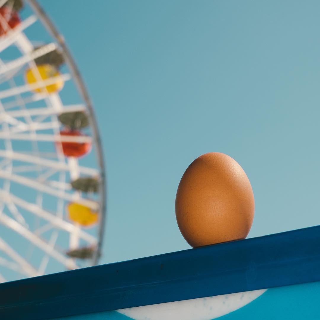بيضة إنستجرام فى مدينة فينيسيا الإيطالية