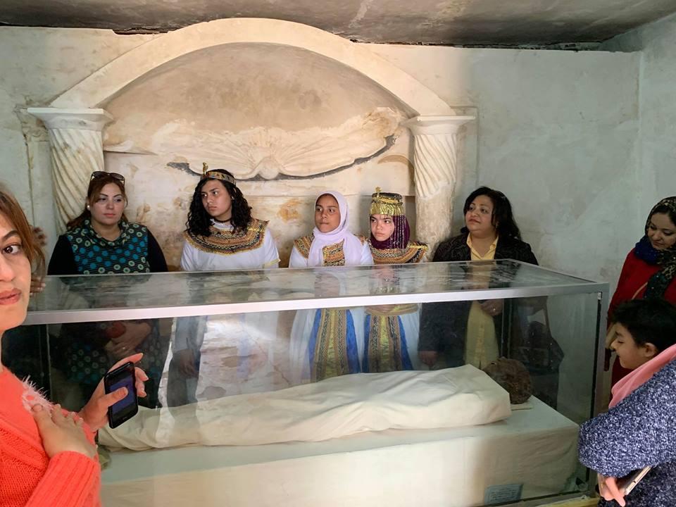 جولات خلال ختام فعاليات كرنفال نساء الأجداد  (5)