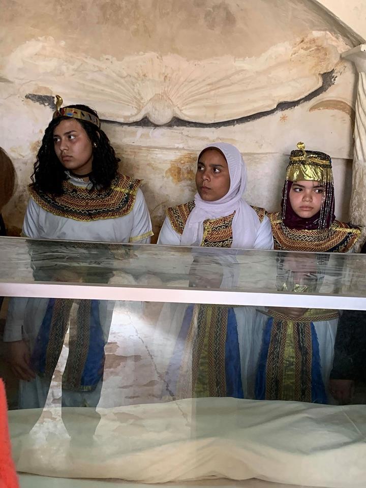 جولات خلال ختام فعاليات كرنفال نساء الأجداد  (1)