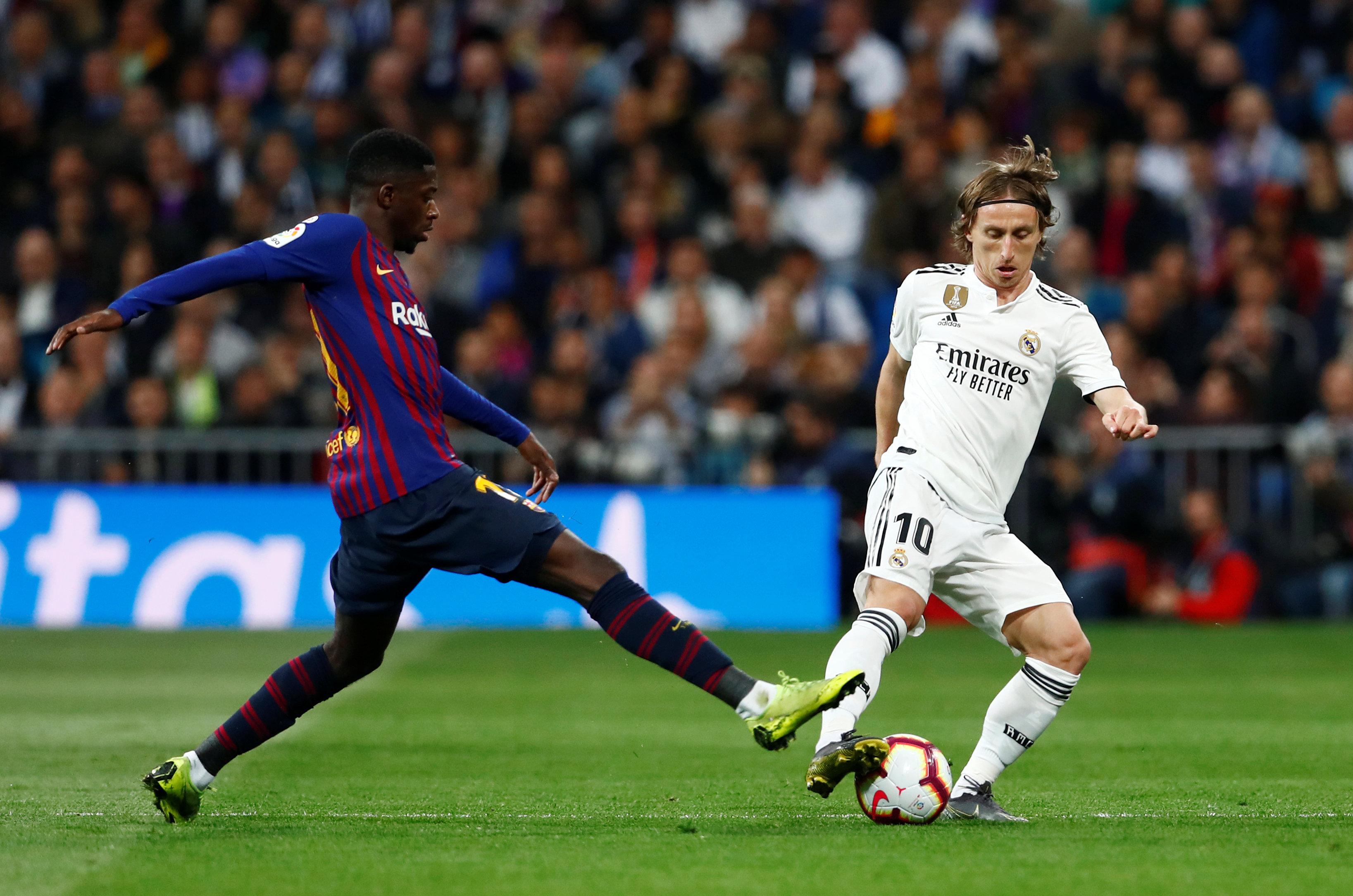 الريال ضد برشلونة  (3)