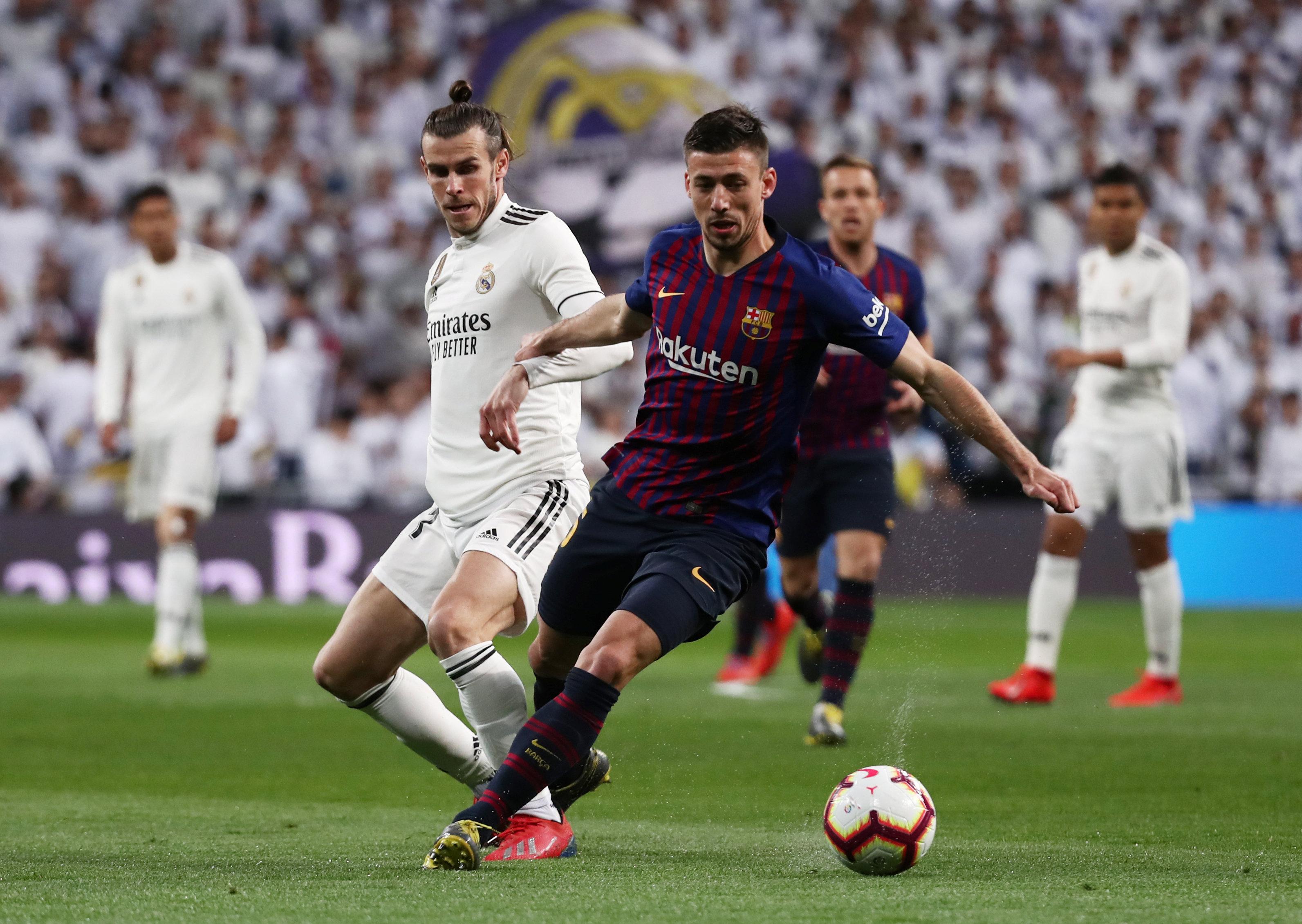 الريال ضد برشلونة  (7)