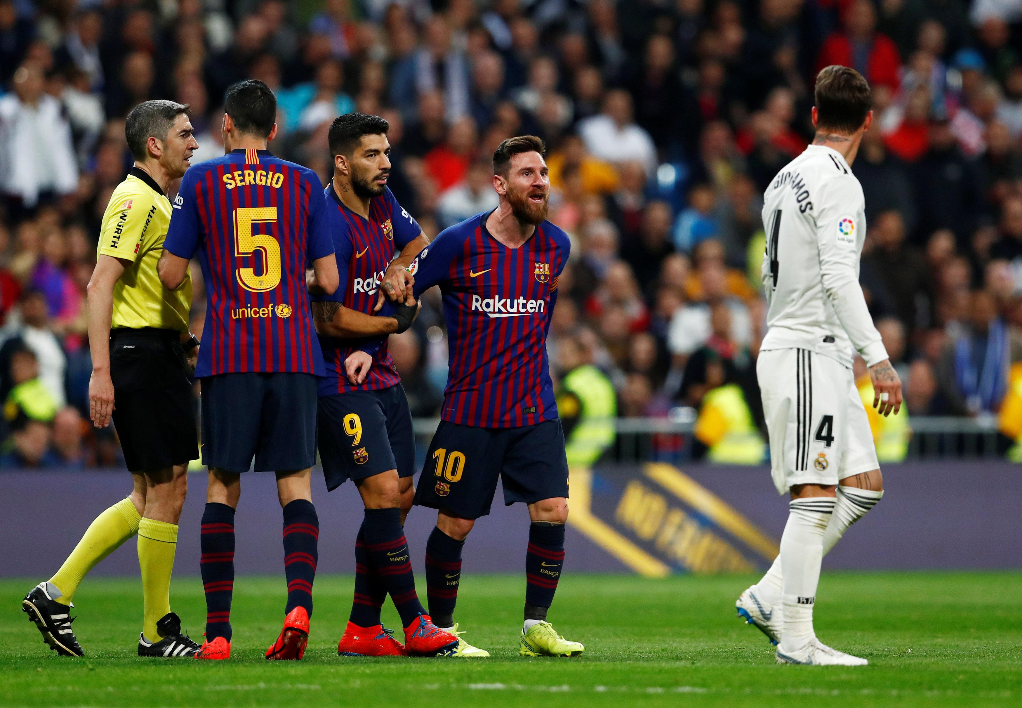 الريال ضد برشلونة (12)