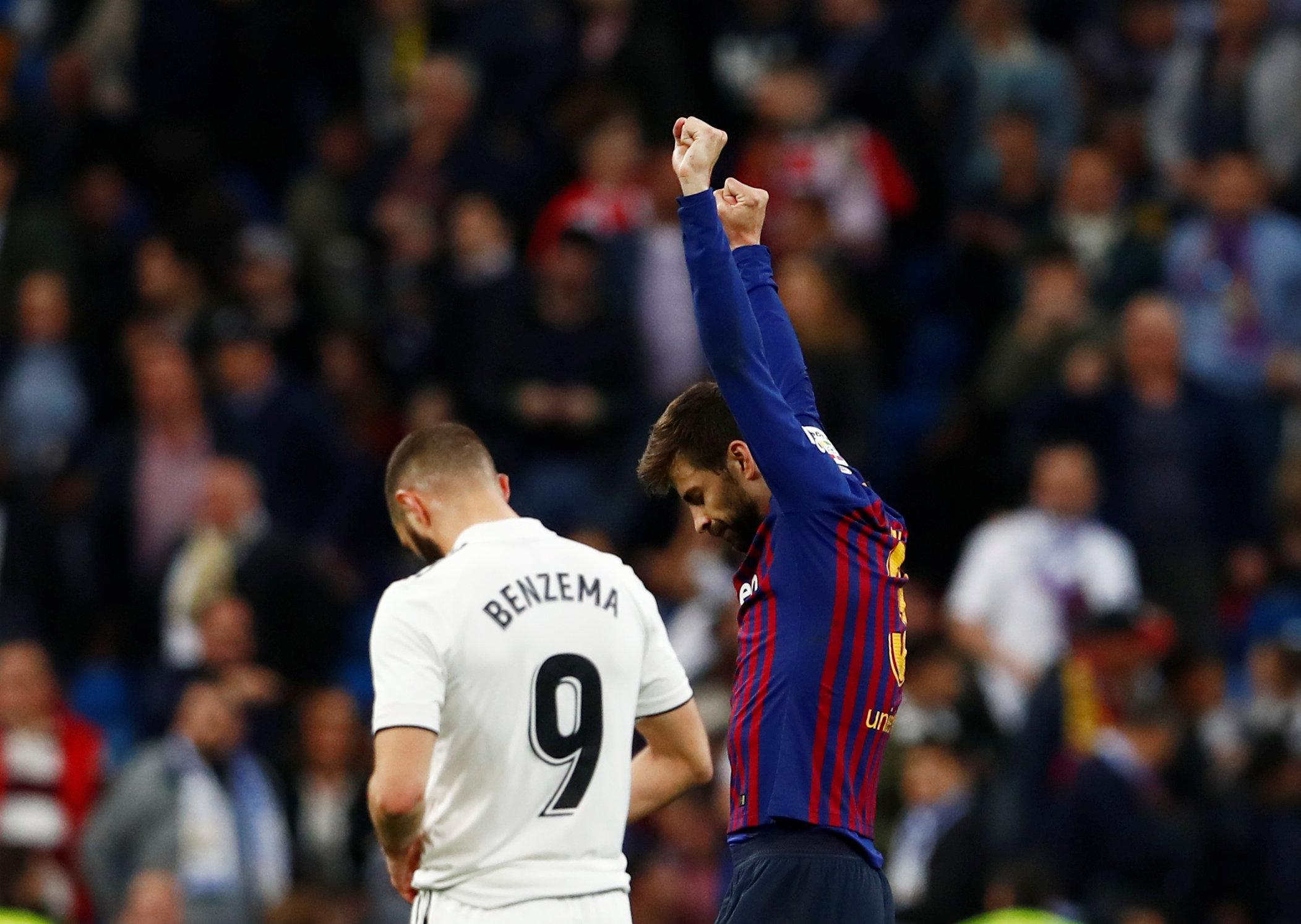 الريال ضد برشلونة (5)