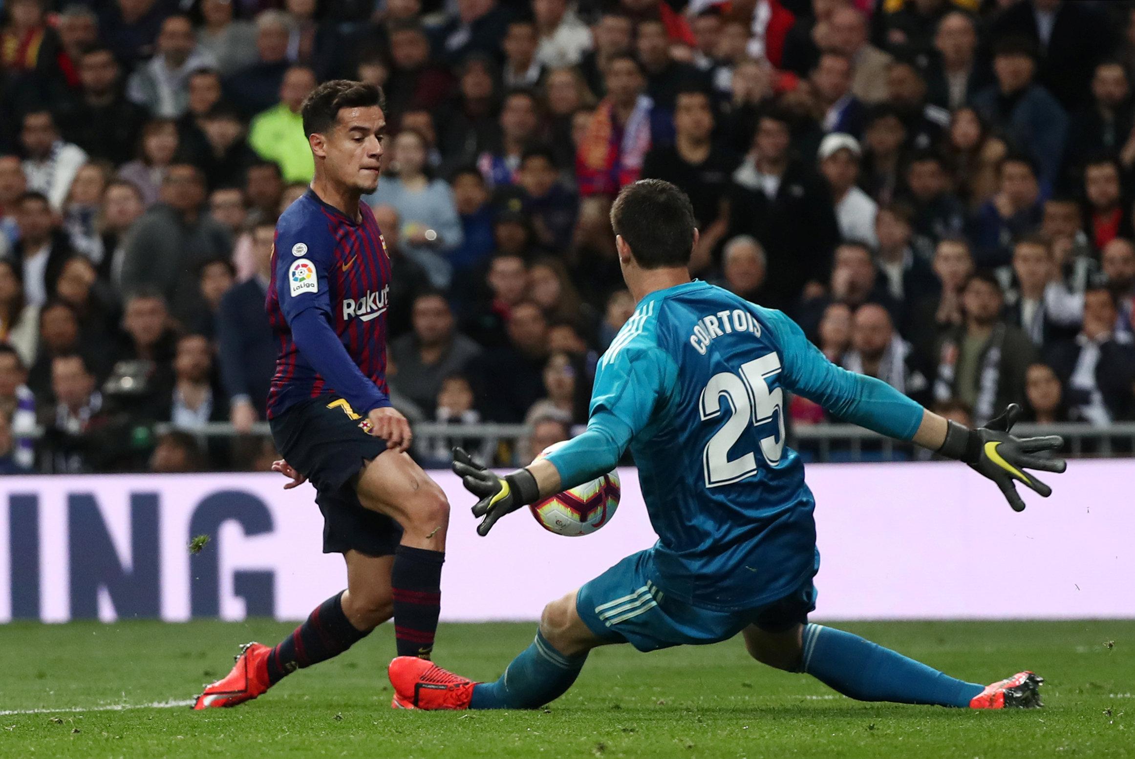 الريال ضد برشلونة (4)