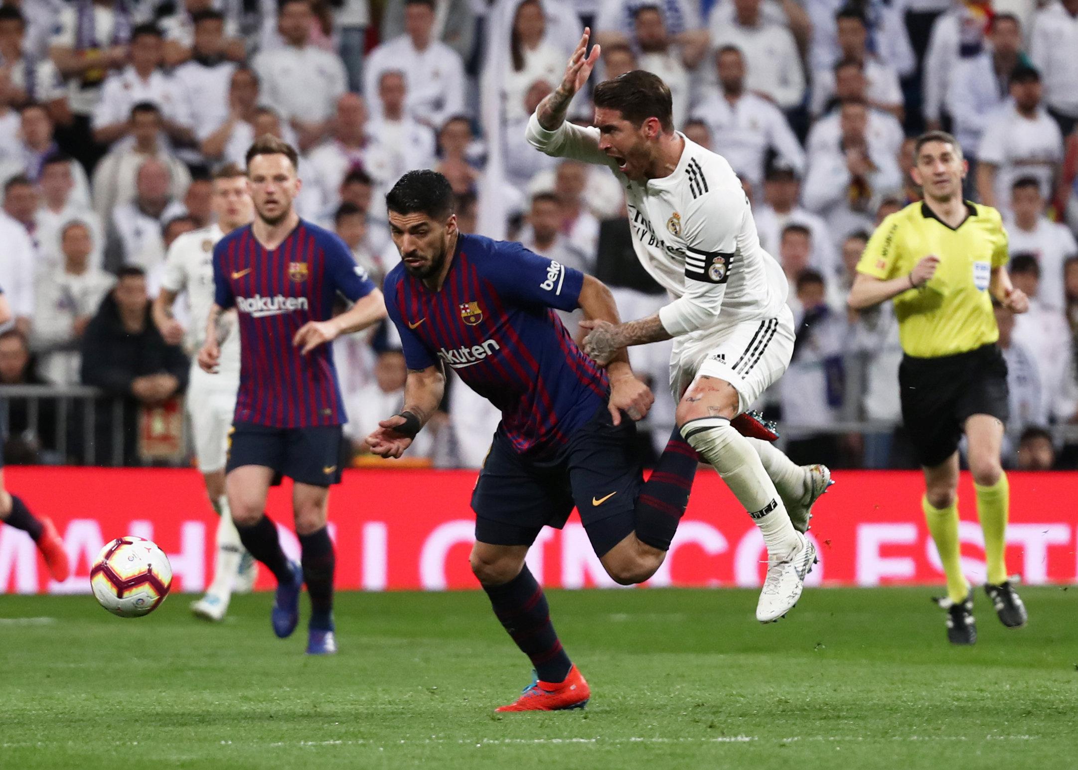 الريال ضد برشلونة (15)